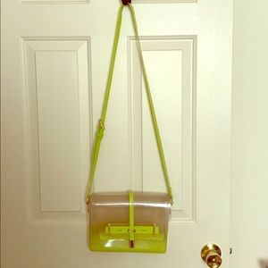 Pre owned Vince Camuto jelly bag